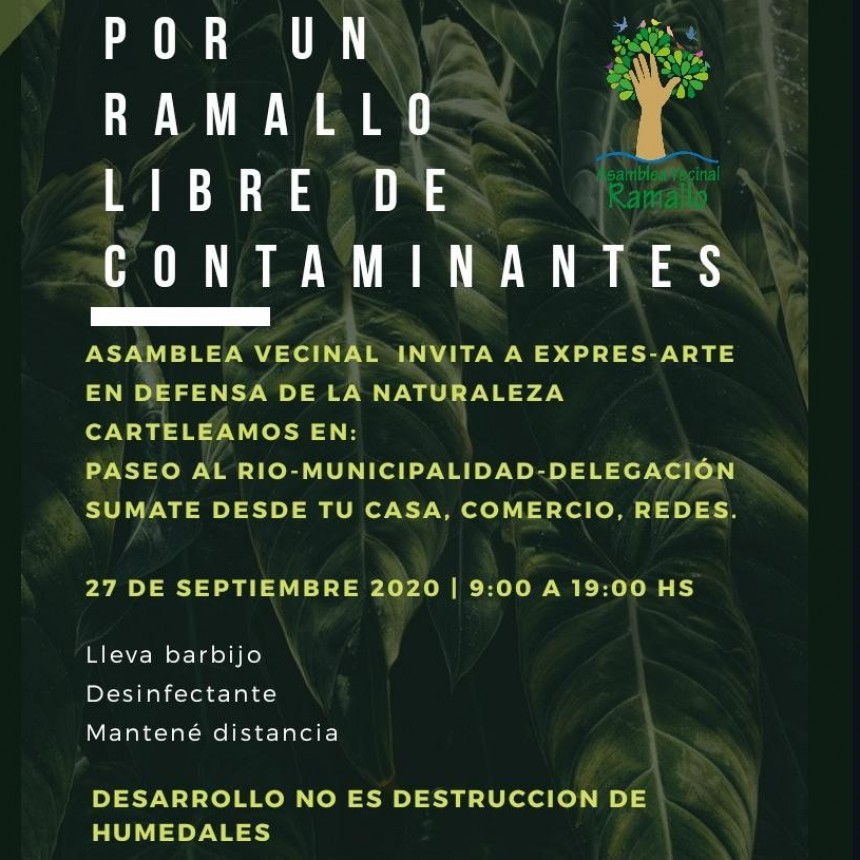 En defensa del medio ambiente