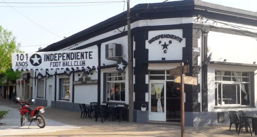Independiente cumplió 101 años