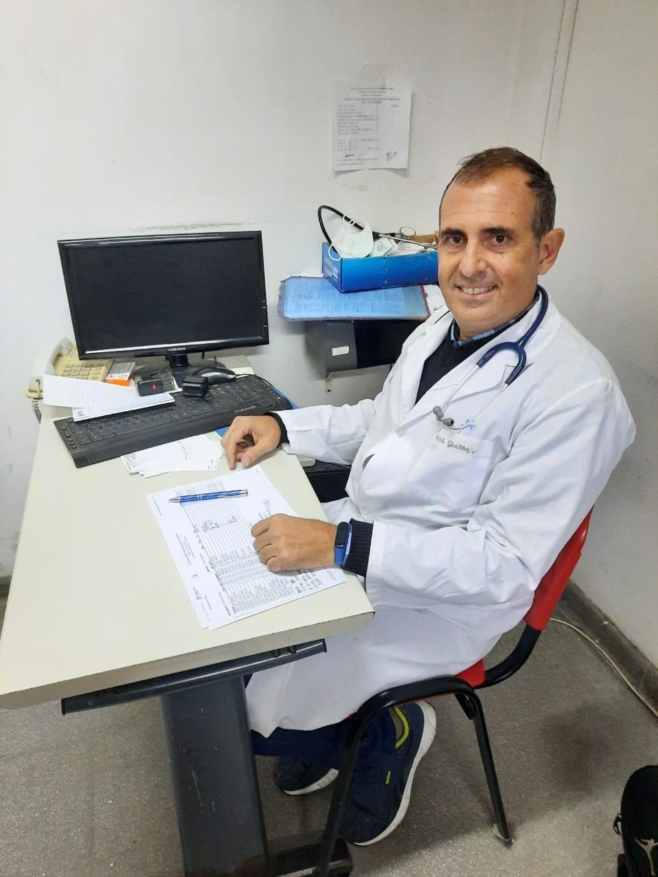 """Dr. Raúl Quijano- Médico Cardiólogo  """"Buscamos generar conciencia sobre las diferencias que presentan hombres y mujeres en torno a las enfermedades cardiovasculares"""""""