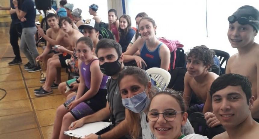 Natación: Muy buenos resultados de los nadadores ramallenses en Rosario