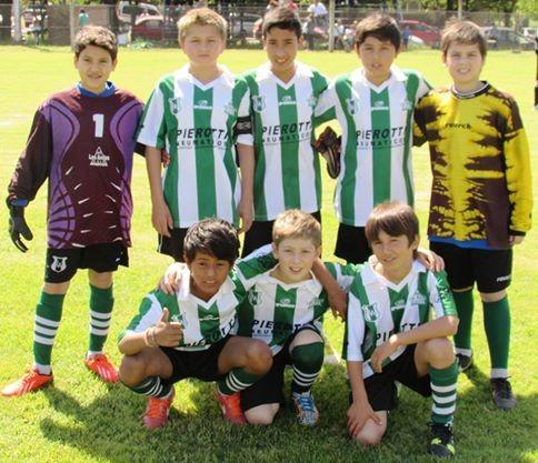 El Club Los Andes tuvo un fin de semana con muchas actividades