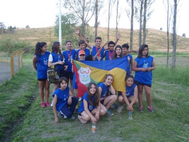 Atletas del CEF se destacan en el Torneo Provincial de Tandil