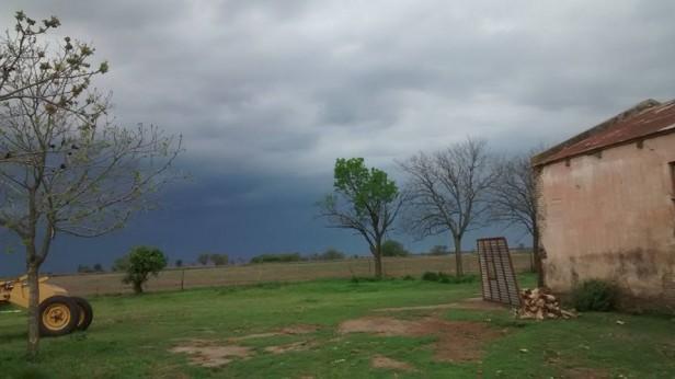 Renovaron alerta meteorológico por vientos y lluvias fuertes en territorio bonaerense