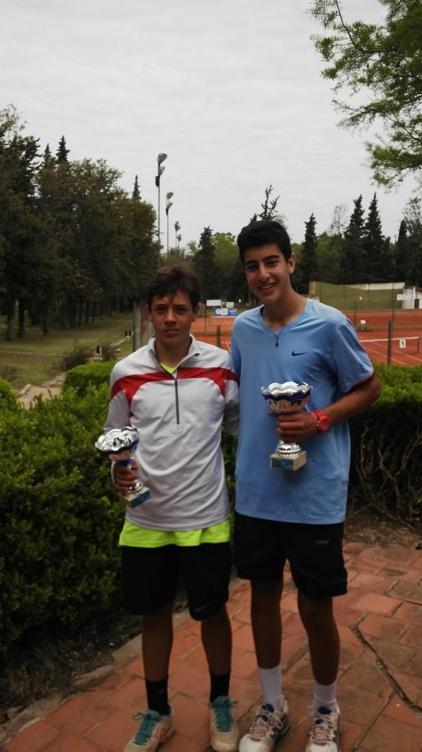Tomás Farjat campeón en Entre Ríos