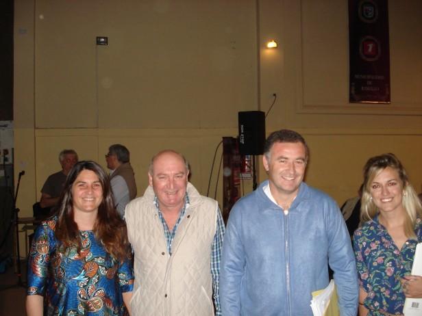 Los cuatro candidatos a Intendente expusieron sus ideas en el debate organizado por la FM104.1-Radio Acero