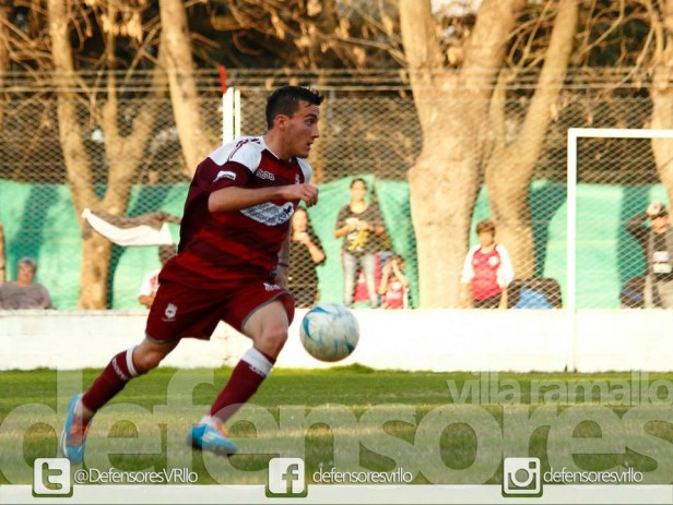 Los granates derrotaron a La Emilia 2 a 1 El miércoles juegan Belgrano vs. Social y Matienzo vs. Rojo