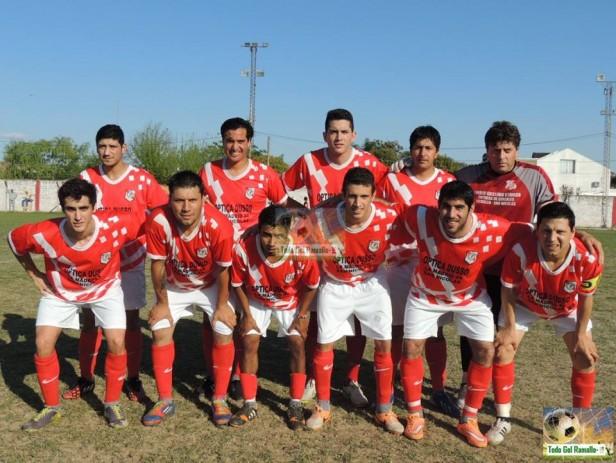 """Matienzo derrotó a Gral. Rojo y es el puntero del torneo Clausura """"Gastón Merello"""""""