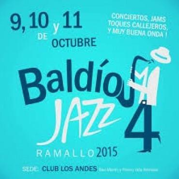 """Cuarta edición del festival """"BALDÍO JAZZ"""""""
