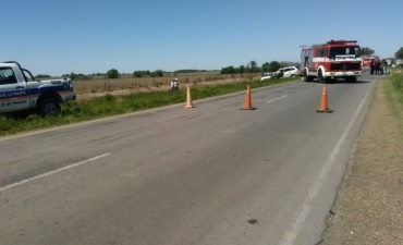 Accidente fatal en ruta 51