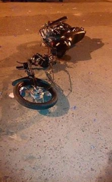 Grave accidente en Ramallo