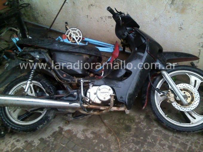 Accidente con consecuencia fatal en Ramallo