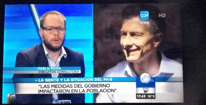 La imagen negativa de Macri en su punto más alto