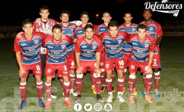 Defensores goleó a Belgrano y también es puntero en la Zona 2 del Torneo Federal A