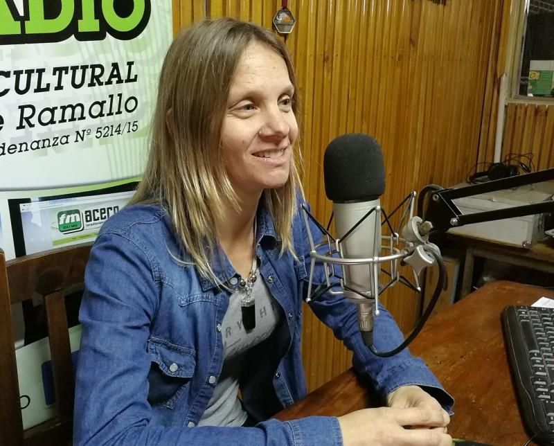 Entrevista a Maira Ricciardelli- candidata a concejal Frente 1 País