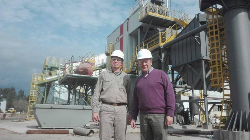 Fiplasto invierte en una planta de biomasa para mejorar su matriz energética apuntando al cuidado del medioambiente