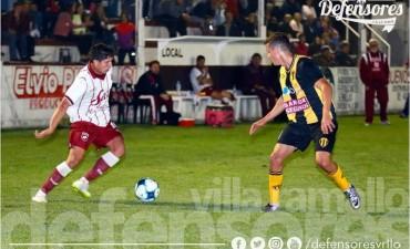 Defensores intentará conservar la punta ante Sportivo Belgrano