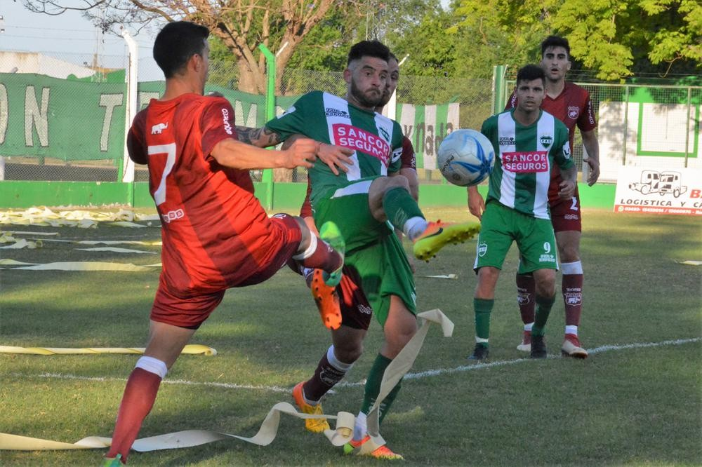 Defensores suma y sigue en el torneo Federal A