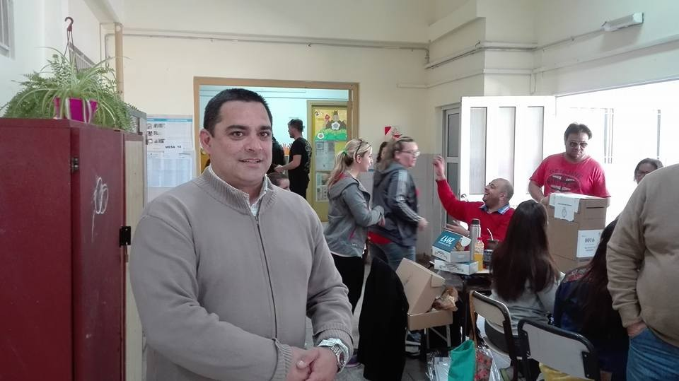 El concejal Ramírez pidió el SAME para Ramallo