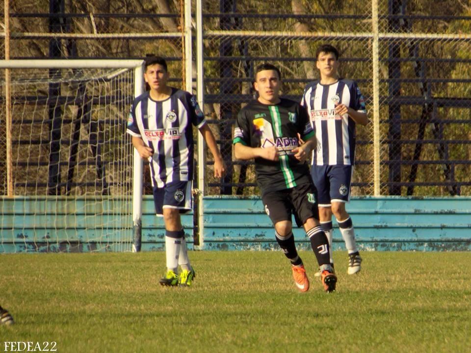 Los Andes volvió a la punta del Clausura  Social bajó a Somisa y goleó Defensores