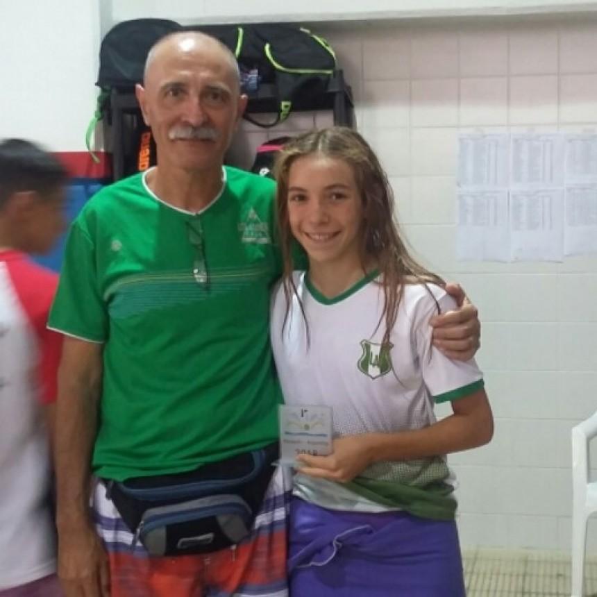 Catalina Oviedo fue quinta en el Interfederativo Brasileño MOCOCA 2018.