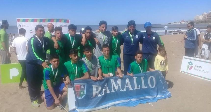 Buena participación de Ramallo en la Final Provincial de los Juegos Bonaerenses.