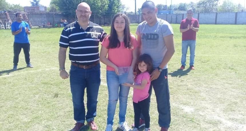 "Se inauguró el torneo Clausura ""Victoria Forti"""