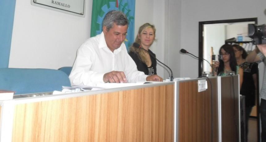 Costoya 'Se van a tratar todos los temas que ha enviado el Ejecutivo Municipal'