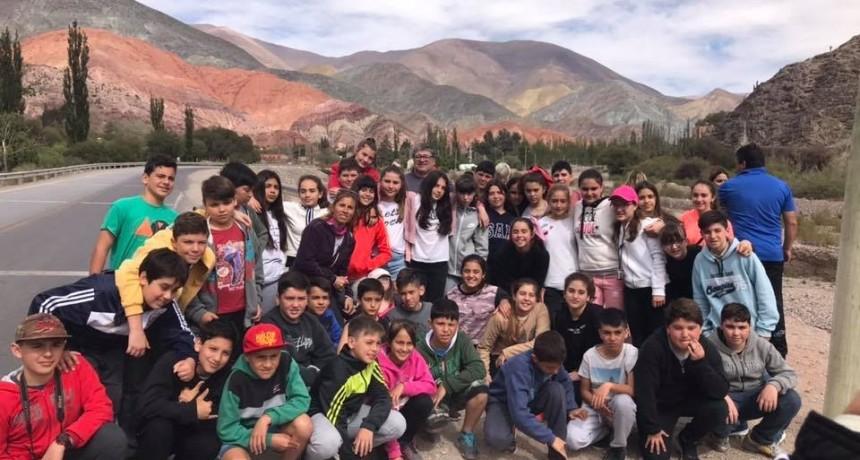 Experiencia educativa de la Escuela Ramallo en Salta