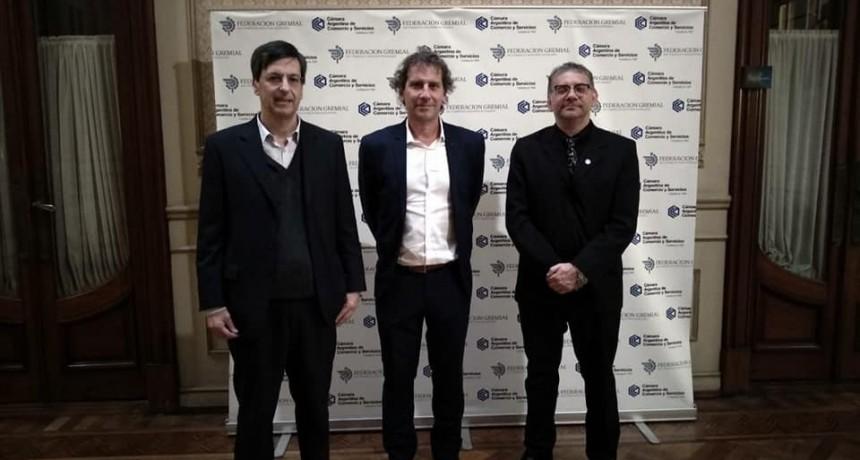 Gentili 'Hoy el principal problema de la Argentina para la Pymes es la tasa de interés'