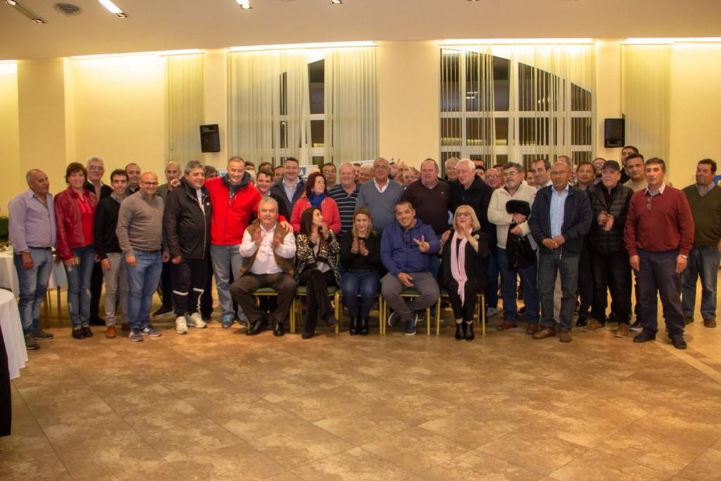 La central sindical regional manifestó su apoyo al Frente de Todos