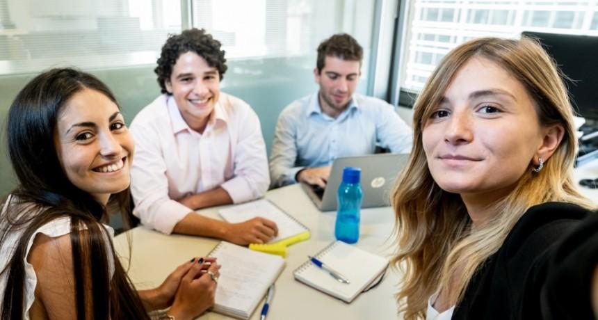 Grupo Techint invita a los jóvenes a desafiar su futuro y darle impulso a su carrera profesional