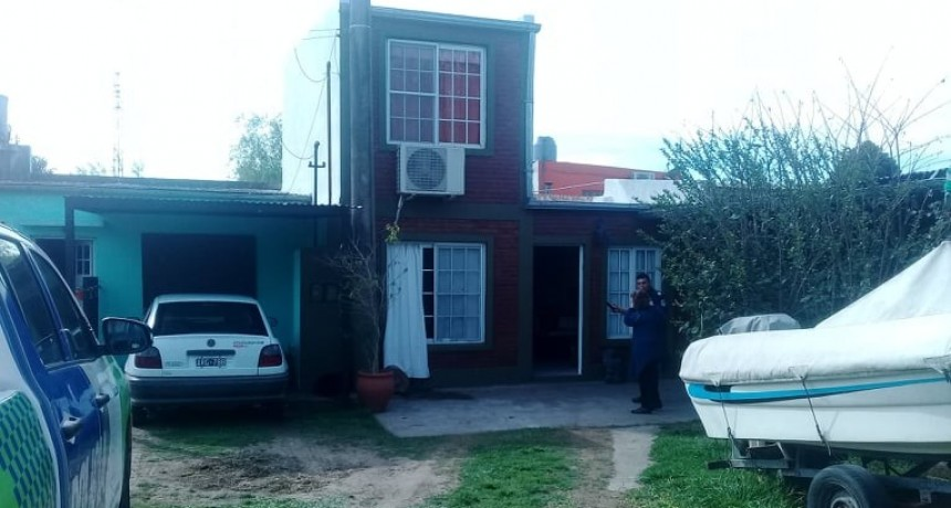Roban una vivienda en Ramallo en pleno día