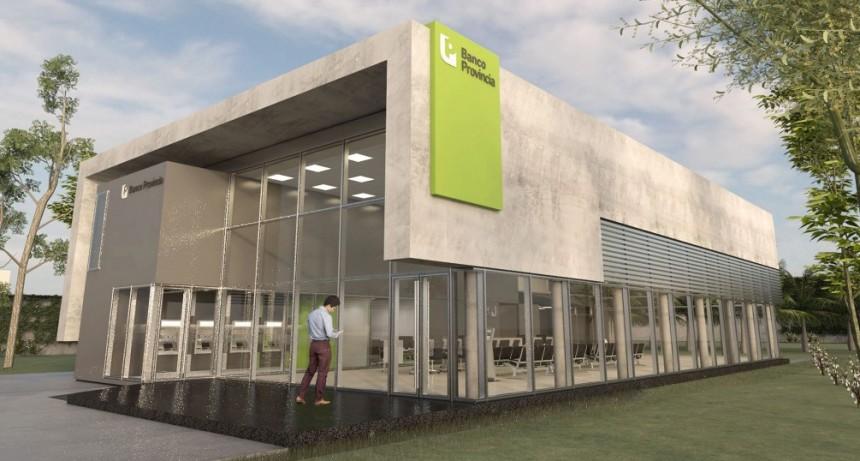En diciembre arrancan las obras de la nueva sucursal del Banco Provincia en Villa Ramallo