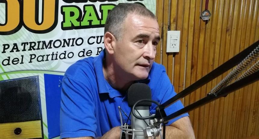 Poletti 'El final es muy cerquita estamos hablando de una diferencia de 20 o 30 votos a favor del candidato Gustavo Perie'
