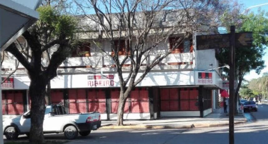 Minicuotas Ribeiro cerró su sucursal en Villa Ramallo