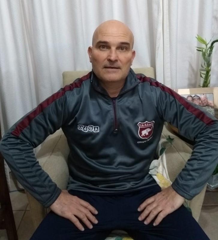 Buenas noticias: El doctor Desposito recibió el alta