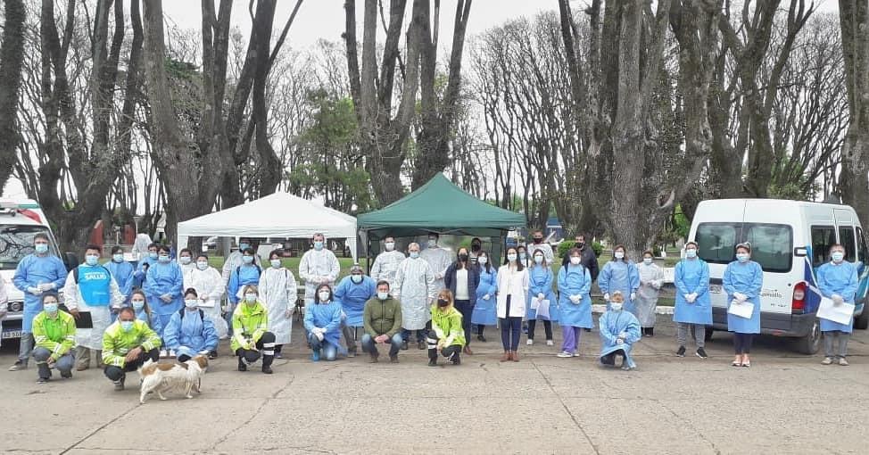 Peréz Millán: Abordaje en conjunto entre municipio y provincia