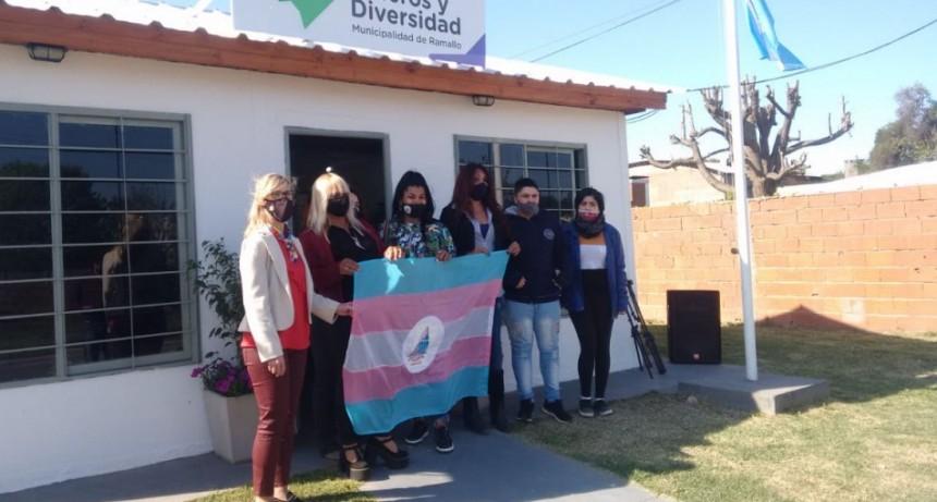 El Intendente Perie inauguró la oficina de la Subsecretaría de Niñez, Género y Diversidad