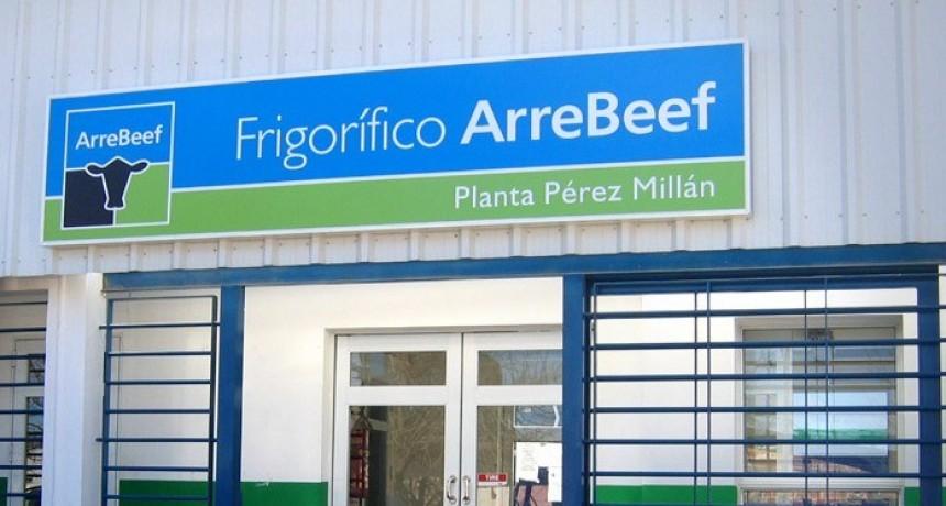 Pérez Millán: Para la actividad el frigorífico por casos de COVID-19
