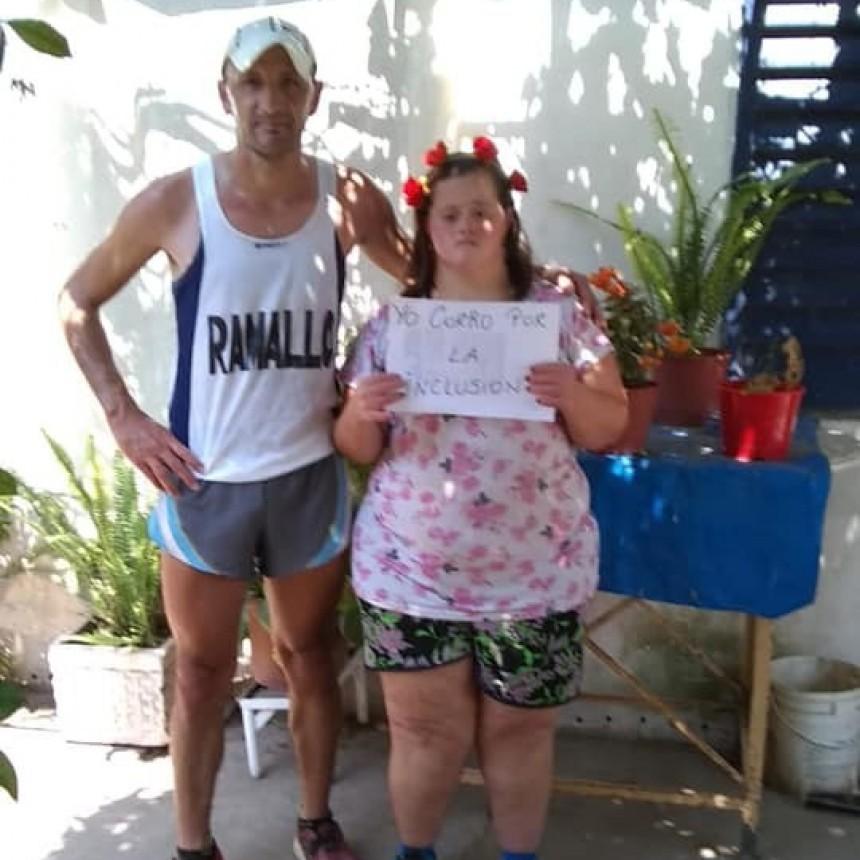 """Con más de cien participantes se desarrolló  la Maratón """"Camino a la Inclusión"""""""