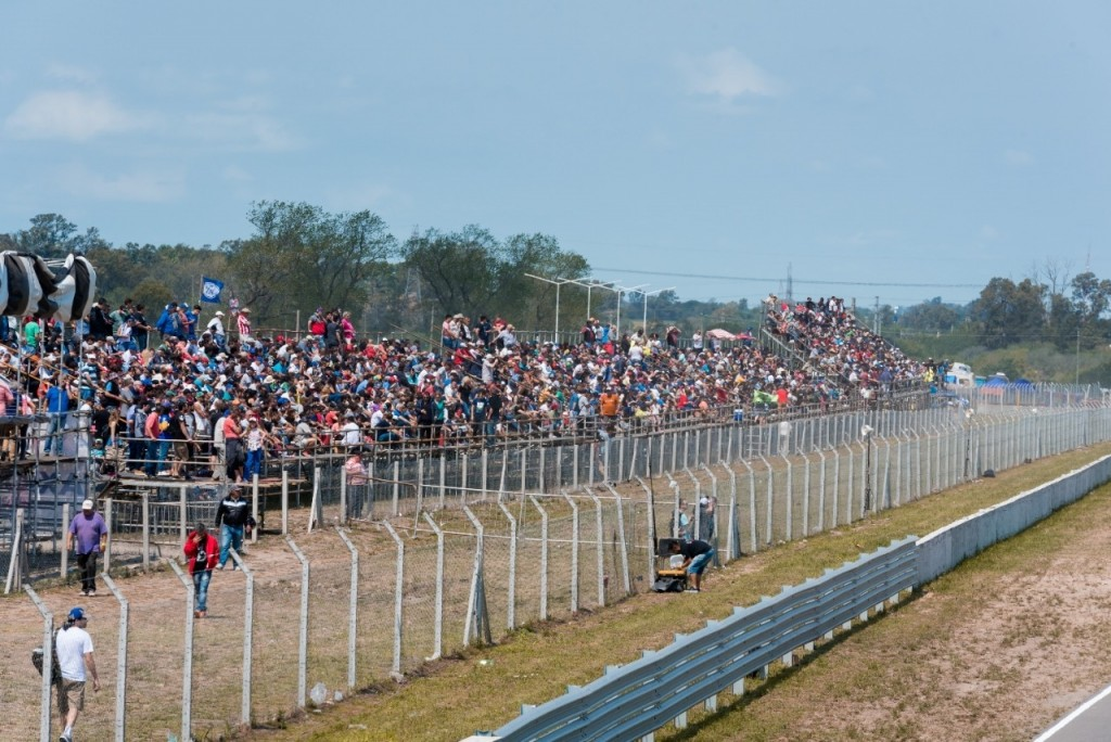 Vuelve el público al autódromo de San Nicolás