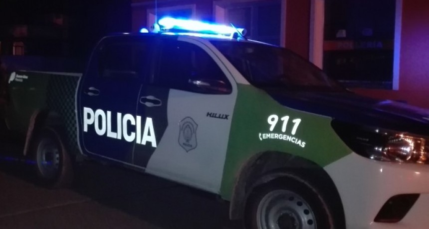 Villa Ramallo: Delincuentes roban en una casa quinta