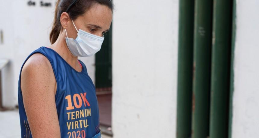 500 personas ya se inscribieron en la Maratón 10K Ternium Virtual 2021