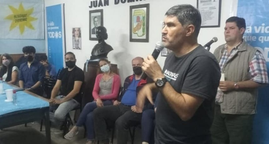 El peronismo de Ramallo recordó a su líder: Juan Domingo Perón