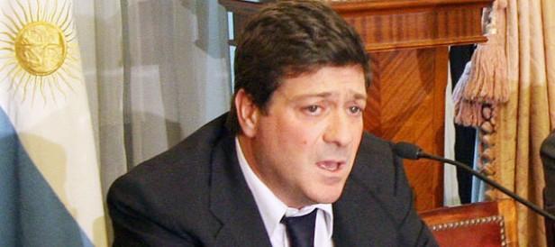 El vicegobernador Mariotto recibió a ambientalistas de Ramallo en el Senado