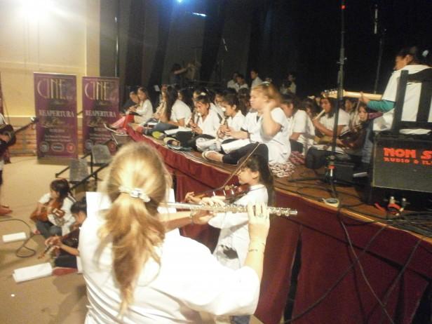 Primer Encuentro Distrital de Música