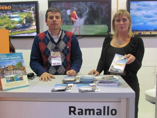 Gran afluencia de turistas en Ramallo