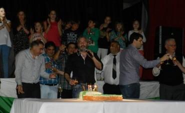 Los Andes festejó sus 104 años