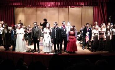 Agustin Serra integró el elenco de