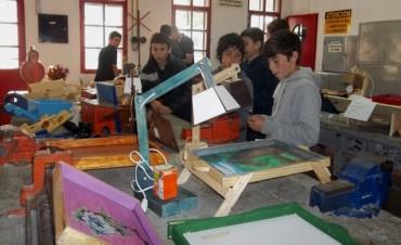 Muestra anual Escuela Técnica N° 1